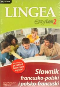 CD EASYLEX 2 SŁOWNIK FRANC-POL I POL-FRA outlet-5738