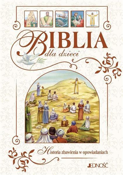 Biblia dla dzieci. Historia zbawienia...-218777