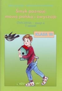 Smyk Poznaje Mowę Polską... ćw 3/2 cz. 4 ADAM