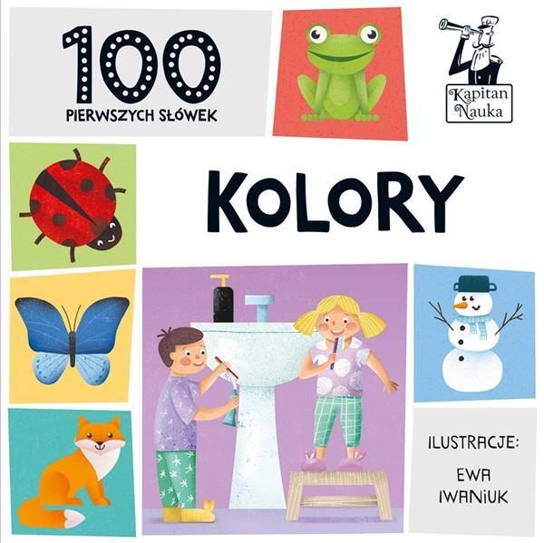 100 pierwszych słówek. Kolory