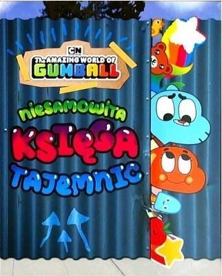 Gumball. Niesamowita księga tajemnic