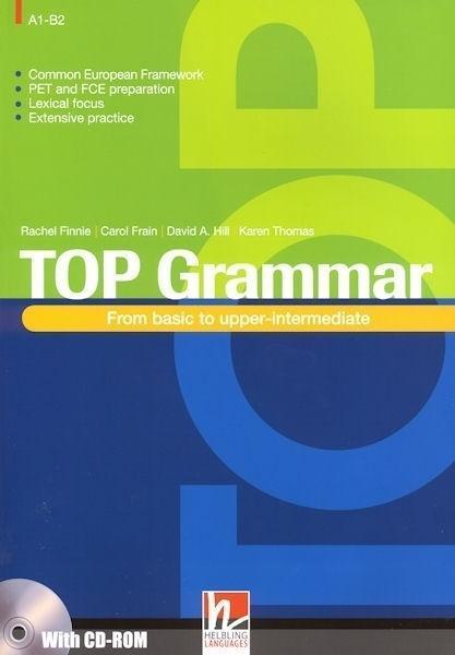 Top Grammar SB + CD-ROM + key
