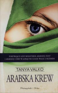 Arabska krew - Tanya Valko OUTLET