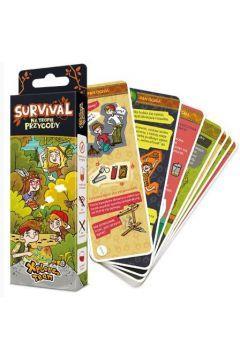 Survival na tropie przygody