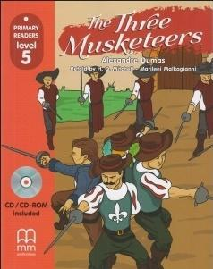 The Three Musketeers + CD-ROM MM PUBLICATIONS