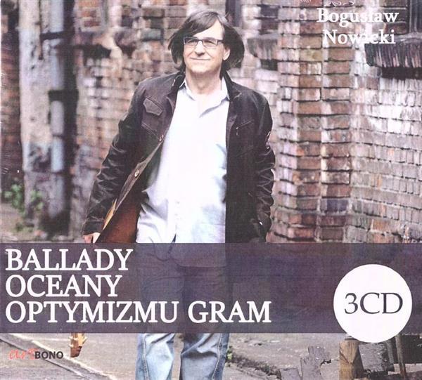 Ballady, Oceany, Optymizmu gram (3 CD)