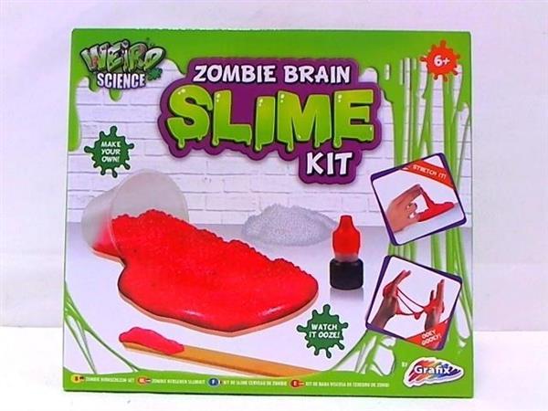 Slime 3 zestaw zombie