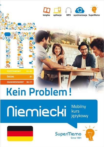 Niemiecki. Mobilny kurs językowy A1-C1