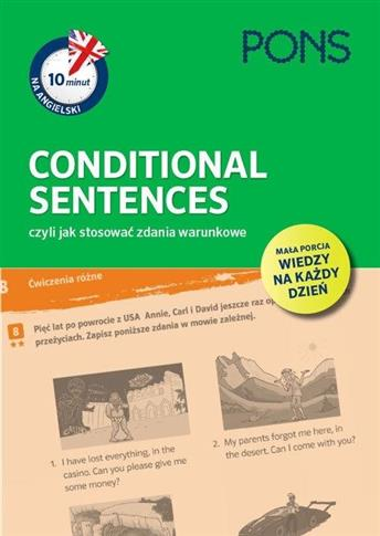 10 minut na angielski. Conditional Sentences PONS