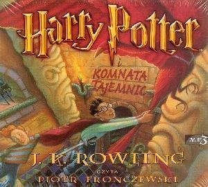 Harry Potter 2 Komnata Tajemnic audio CD mp3