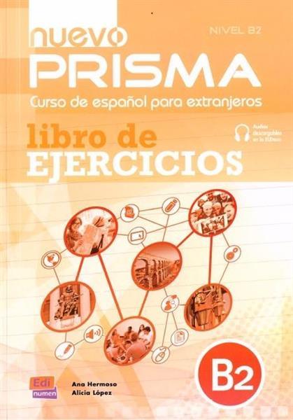 Nuevo Prisma nivel B2 ćwiczenia + zawartość online