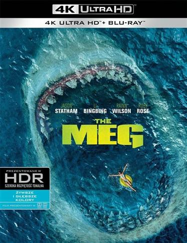The Meg (2 Blu-ray) 4K