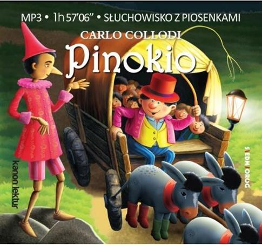 Pinokio audiobook