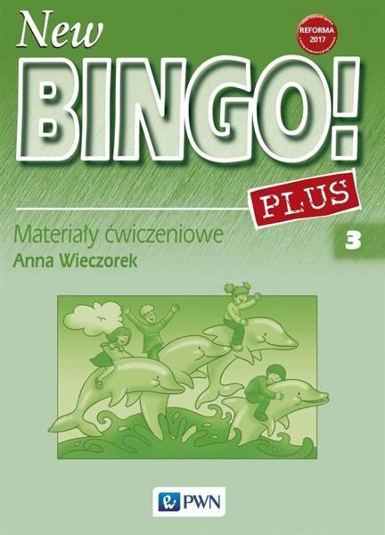New Bingo! 3 Plus WB w.2017 PWN