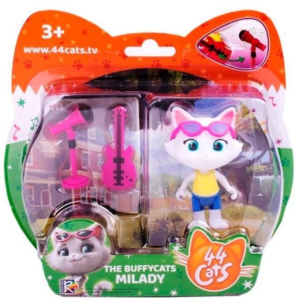 44 Koty - Figurka z bajki Milady