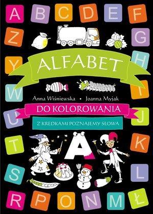 Alfabet do kolorowania