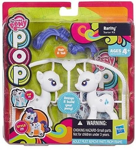 HASBRO My Little Pony Pop Rarity