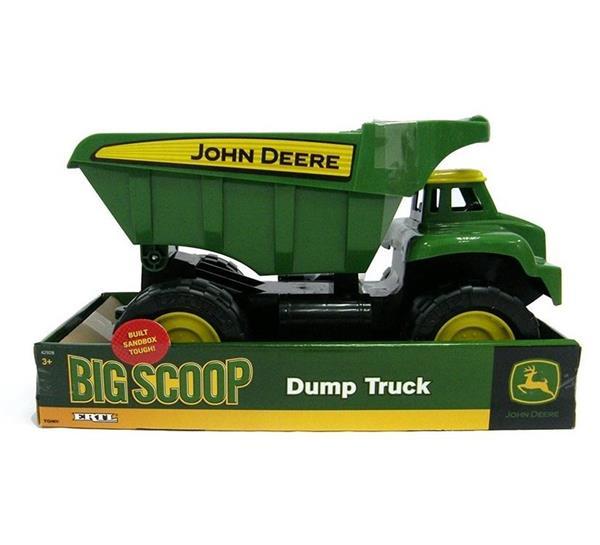 John Deere wywrotka truck TOMY