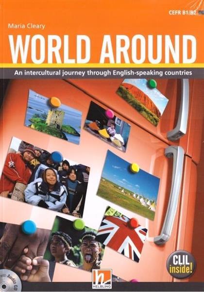 World Around SB B1/B2 + CD