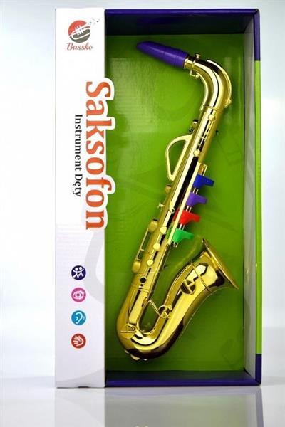 Bassko Saksofon instrument muzyczny