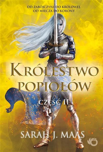Szklany tron T.6 Królestwo popiołów cz.2