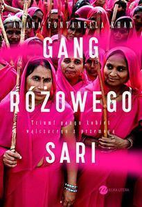 Gang różowego Sari OUTLET