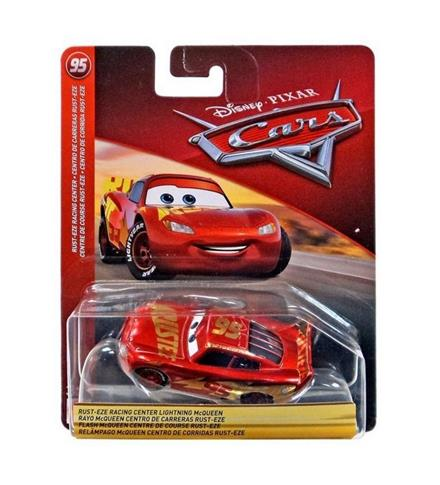 Auta. Rust-Eze Racing Centre Lightning McQueen