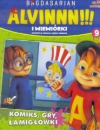 Alvinn i wiewiórki nr 9 outlet
