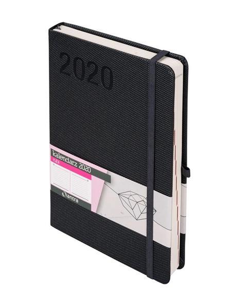 Kalendarz 2020 Rubi A5 Grafitowy DNS ANTRA