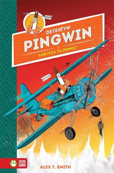 Detektyw Pingwin i Forteca Tajemnic T.2