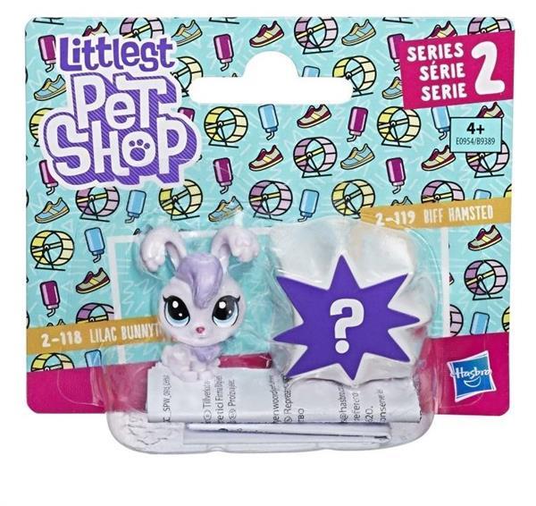 Littlest Pet Shop Para Zwierzaków Lilac & Biff