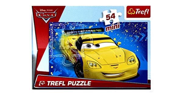 Puzzle 54 mini Cars 2-Trefl