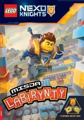 LEGO NEXO KNIGHTS. MISJA: LABIRYNTY OUTLET