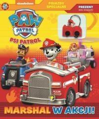 Psi Patrol.Pojazdy specjalne.Część5.Marshal outlet