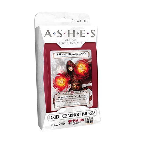 Ashes: Dzieci Czarnochmurza CUBE