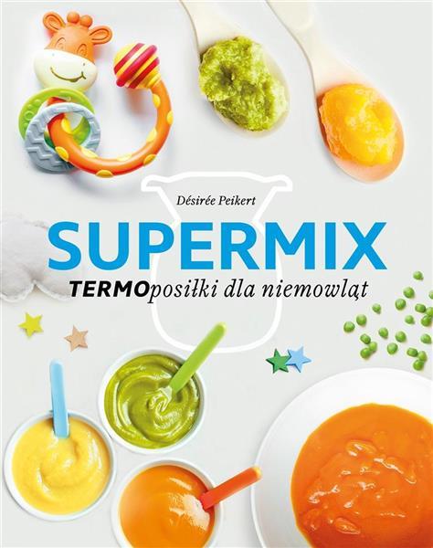Supermix. Termoposiłki dla niemowląt OUTLET