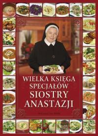 Wielka Księga specjałów siostry Anastazji outlet