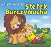 Stefek Burczymucha bajka kartonowa OUTLET
