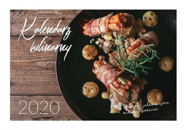 Kalendarz 2020 Rodzinny - Kulinarny BESKIDY