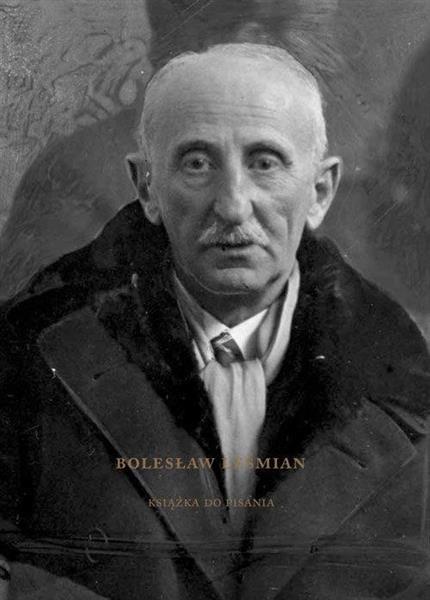 Bolesław Leśmian. Książka do pisania