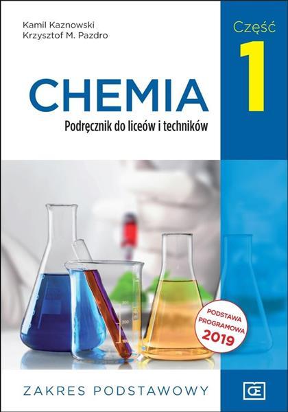 Chemia LO 1 podręcznik ZP NPP w.2019 OE