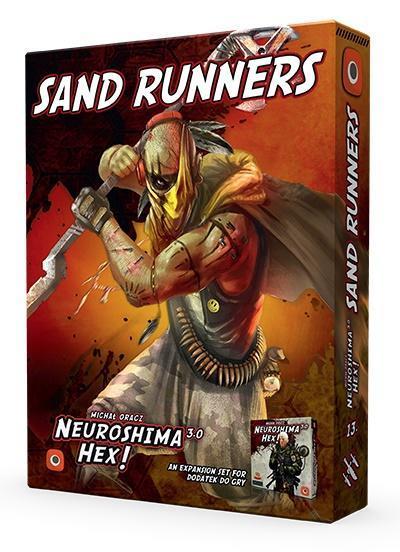 Neuroshima HEX 3.0: Sand Runners PORTAL