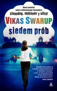 Siedem prób Vikas Swarup OUTLET