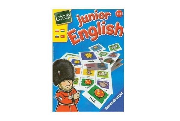 Logo - Nauka angielskiego
