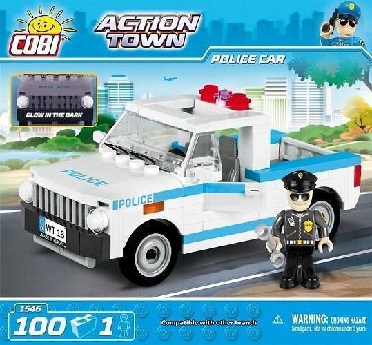 Action Town Radiowóz