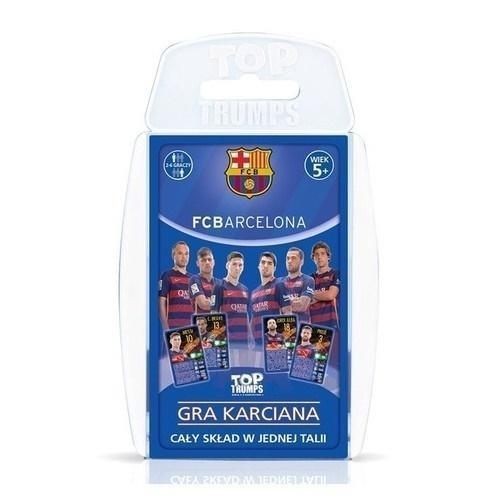 Top Trumps FC Barcelona