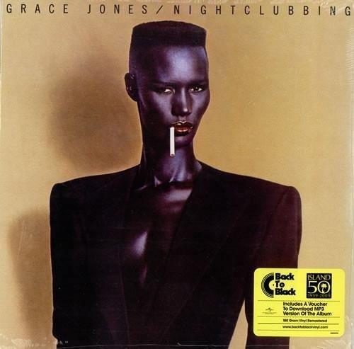 PŁYTA WINYLOWA GRACE JONES NIGHTCLUBBING LP