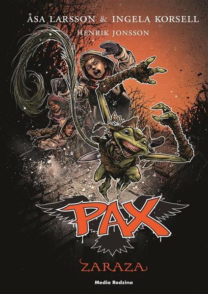 Pax.T.7 Zaraza OUTLET