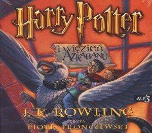 Harry Potter 3 Więzień Azbakanu audio CD mp3