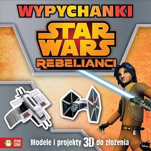 Star Wars Rebelianci Wypychanki OUTLET